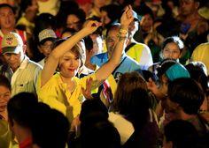 Who is Geraldine Roman, Philippines politician