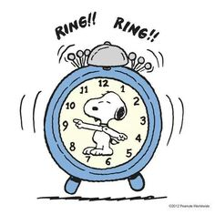 Snoopy time!