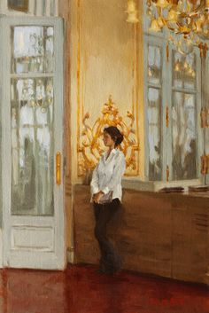 Pauline Roche | Greeter at the Musee d'Orsay