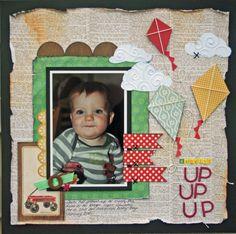 Growing Up - Scrapbook.com