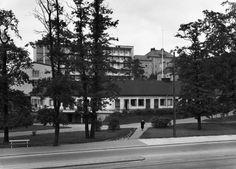 Auroran sairaala, valok. C. Grünberg 1956