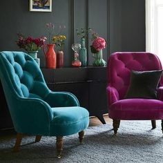 Retro Home Design Tasarım Sweethome Home - maallure Cream Living Rooms, New Living Room, Home Living, Jewel Tone Room, Jewel Tone Decor, Jewel Tone Living Room Decor, Jewel Tones, Living Room Color Schemes, Living Room Colors