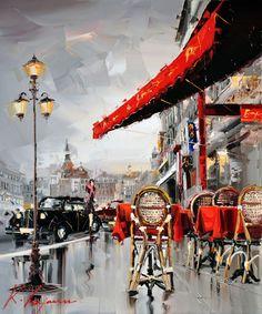 Works by Kal Gajoum