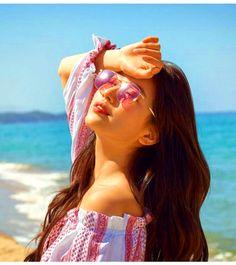 Vagabond Bae Suzy Inspired Sunglasses 001 in Pink (Round Shape) Korean Actresses, Korean Actors, Actors & Actresses, Asian Actors, Bae Suzy, Korean Accessories, Kim So Eun, Dramas, Fashion Cover