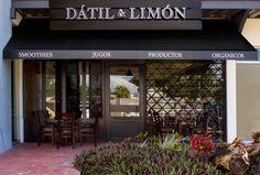 Datil and Limon market branding