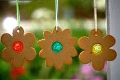 Make Stained Glass Cookies With Your Kids!