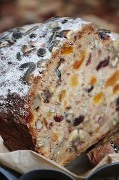 Cooking Bread, Bread Baking, Pan Dulce, No Bake Cake, Love Food, Bread Recipes, Yummy Treats, Cravings, Bakery