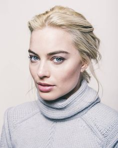 Margot Robbie, by Michael Friberg for Variety (Sundance '15)