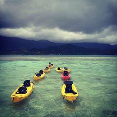 Kayaking (Hawaii)