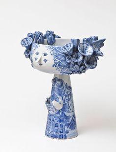 bjorn wiinblad vase - Google Search