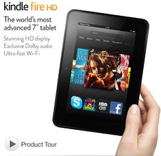Save $20 on 7 Kindle Fire HD! As a Mothers Day promotion, you can save $30 on a Kindle Fire HD 7 (now from $179 with promo), by entering promotional code
