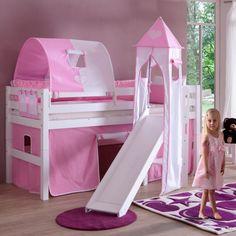 Kinderzimmer ideen für mädchen hochbett  Kinderzimmer Ideen Für Mädchen Hochbett | gerakaceh.info