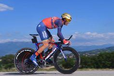 Vincenzo Nibali at the Giro d'Italia - stage 10 Giro 2017.