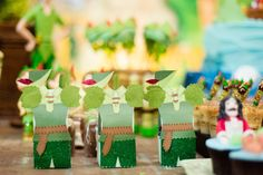 Neverland Birthday Party via Kara's Party Ideas KarasPartyIdeas.com (10)