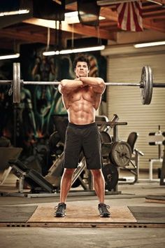 9 Best Exercises You're Not Doing || Muscle & Fitness || 1. Front Squat,  2. Arched Back Pullup, 3. Crush-Grip Dumbbell Bench Press, 4. Wide-Grip Upright Row, 5. Overhead Squat, 6. Biceps Ladder, 7. Seated Reverse Grip Overhead Triceps Extension, 8. Seated Rotation, 9. Good Morning
