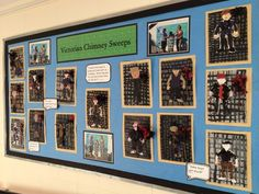 Victorian Chimney Sweeps Display, Classroom Display, class display, history, past, old, Victorians,chimney, Early Years (EYFS), KS1 & KS2 Primary Resources