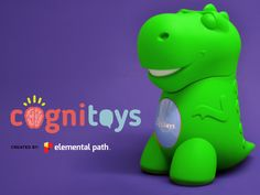 CogniToys: Internet-connected Smart Toys that Learn and Grow. We bring toys to life with speech and a personality, allowing them to interactively engage and grow with a child.