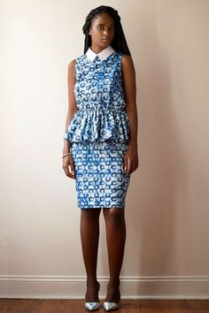 BERIQISU ~African Prints, African women dresses, African fashion styles, african clothing ~DK