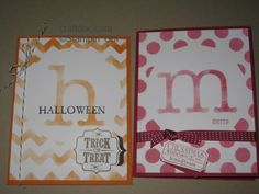 CRAFTDOC » Blog Archive » Banner Kit Stencil Cards