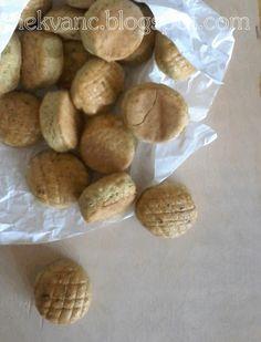 hekvanc: Rukkolás - füstölt sajtos pogácsa