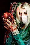 Cybergoth nurse by Nerium-Oleandr