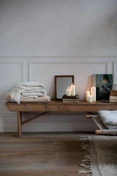 handmade merino wool blankets Soft Tiles, Nordic Interior Design, Design Apartment, Slow Living, Interior Inspiration, Daily Inspiration, Soft Furnishings, Room Interior, Decoration