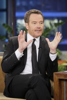 Bryan Cranston: you are THE king.
