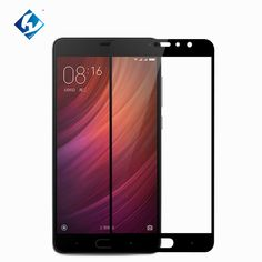 10pcs/lot 9H Full Tempered Glass For Xiaomi Redmi pro Screen Protector Film For redmipro red mi pro 5.5 Coating Glass Protective