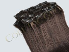 roHair hair clip in hair extension is the perfect solution if you want to add volume and keep styling possibilities. The clip in hair extensions are directly clipped into your hair. Clip in hair extensions can be removed as fast as you can fix them in your hair.  ► No need for a professional to assist with clip in hair extensions. ► Within a few minutes you achieve a complete new look
