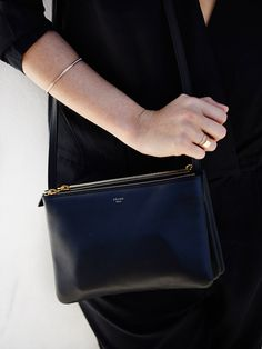 I cannot get enough of these Celine bags. Simple and classic