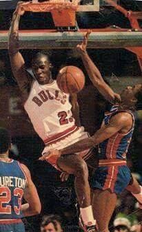 Michael Jordan, a #basketball king