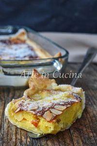 Italian Desserts, Just Desserts, Italian Recipes, Ricotta, Apple Recipes, Sweet Recipes, Pie Co, Torte Recipe, Sweet Corner