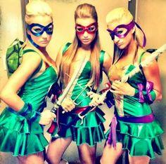 Teenage Mutant Ninja Turtle Kostüm selber machen   Kostüm Idee zu Karneval, Halloween & Fasching