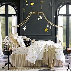 The Emily + Meritt Hanging Stars from PBteen. Saved to bedroom. Shop more products from PBteen on Wanelo. Girls Bedroom, Teenage Girl Bedrooms, Big Girl Rooms, Dream Bedroom, Bedroom Decor, Bedroom Sets, Bedroom Furniture, Master Bedroom, Bow Pillows