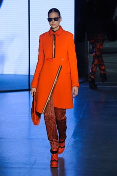 Let Kenzo Fall 2014 Give You a Master Class in Power Clashing: If you're one for prints, the Kenzo Fall 2014 collection is for you.