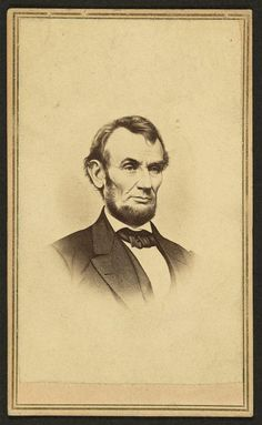 Abraham Lincoln - Most influential President in the history of our country, in my opinion. Would that we had another Abraham Lincoln to sit in office again. He saw the storm coming, he said. I'd like to know what kind of storm he sees coming in our day and in our circumstances.