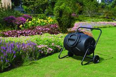Koolscapes Heavy Duty Tumbling Composter