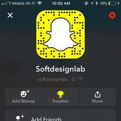 Its finally up ! Add us on Snapchat at softdesignlab!