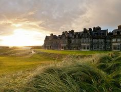 Links Cottages at The Lodge at Doonbeg Cool Places To Visit, Places To Go, Golf Breaks, Cottages, Adventure Travel, Holiday Ideas, Monument Valley, Scotland, Golf Courses