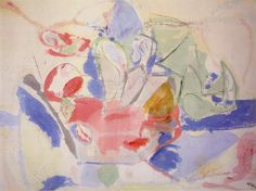 Habitually Chic®: In Memoriam: Helen Frankenthaler