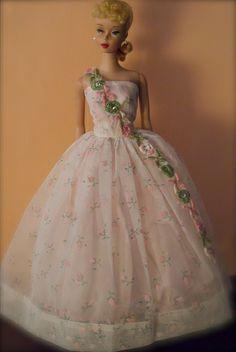 Vintage No.4 Ponytail Barbie