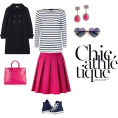 """Chic Athlétique"" by francy78 on Polyvore"