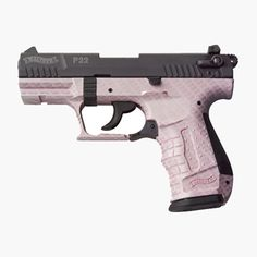 Walther P-22 Pink Camo - 3.4