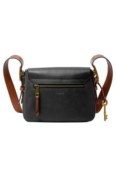 Free Shipping And Returns On Fossil Small Harper Leather Crossbody Bag At Nordstrom