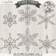 Glitter Flakes Vol4