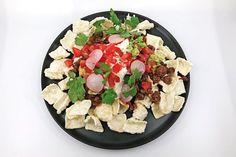 Pull-together nachos