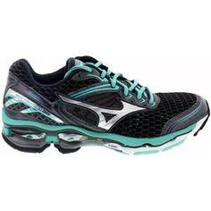 Mizuno Women's Wave Creation 17 Running Shoe   Amazon.com
