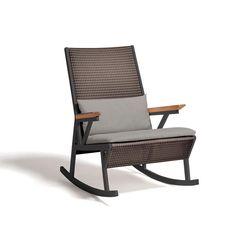 KETTAL VIEQUES / Rocking chair