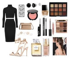 """Untitled #460"" by pattieduraes on Polyvore featuring Reformation, GUESS, Tumi, Music Notes, Burberry, Morphe, Elizabeth Arden, Butter London and Stila"