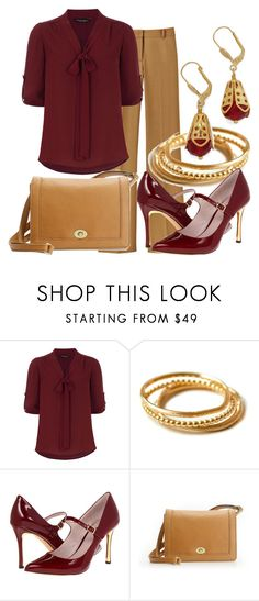 """""""Untitled #646"""" by kimberphoto10 ❤ liked on Polyvore featuring Elie Tahari, Dorothy Perkins, Mustard & Peaches, Vince Camuto, J.Crew and Sweet Evie"""